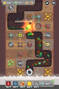 Digfender- screenshot