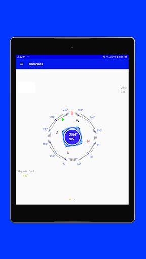 Digital Compass & Qibla Direction screenshot 6