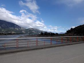 Photo: Mündung des Rio Murta...