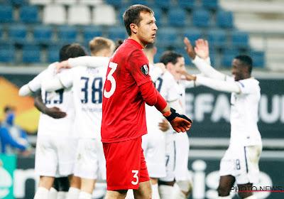 """Davy Roef beste man van Gent in 1-4 nederlaag: """"Pijnlijk, waren meer dan maatje te klein"""""""