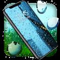Rain Live Wallpaper 🌧 Water Drops Wallpapers APK