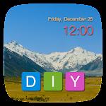 DIY Lock Screen Icon