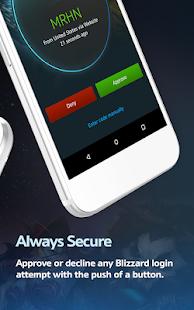 Blizzard Authenticator Screenshot