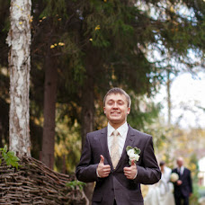 Wedding photographer Aleksandr Kachan (AleksandrKachan). Photo of 21.10.2015