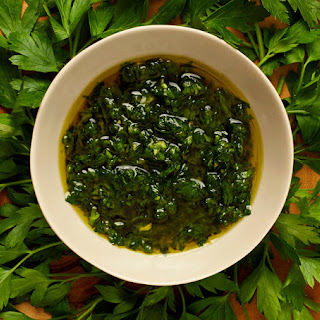 Basic Herb Salsa