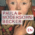 Paula Modersohn exhibition icon
