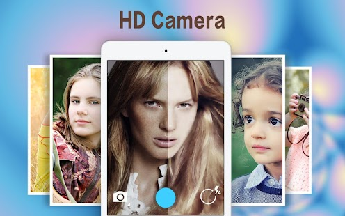 HD Camera for Android Screenshots