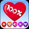 Love Test Calculator for Fun icon