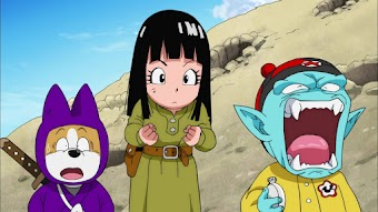 Aim for the Dragon Balls! Pilaf Gang in Action!