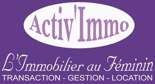 Logo de ACTIV'IMMO