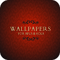 WALLPAPERS FOR APUS & HOLA icon