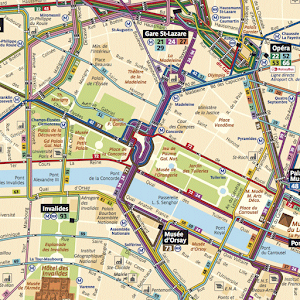 Paris Metro Bus Train Android Apps On Google Play - Paris map metro