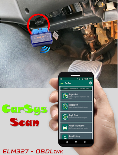CarSys Scan (Best OBD2 & ELM327)  screenshots 1