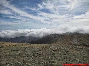 Photo: IMG_4068 e ora verso Passo Forbici, tra le nubi