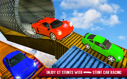 Impossible Track Racing 3D - Stunt Car Race Games 1.1 screenshots 4