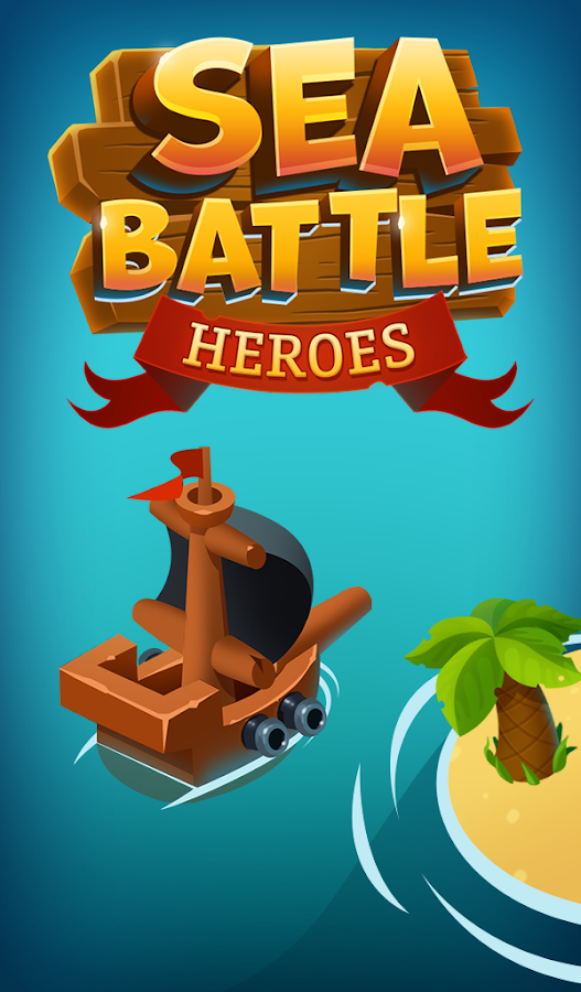 Sea Battle: Heroes- screenshot