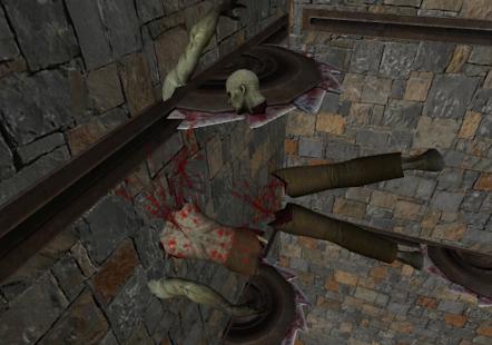 Bloody Fall - Ragdoll Physics screenshot