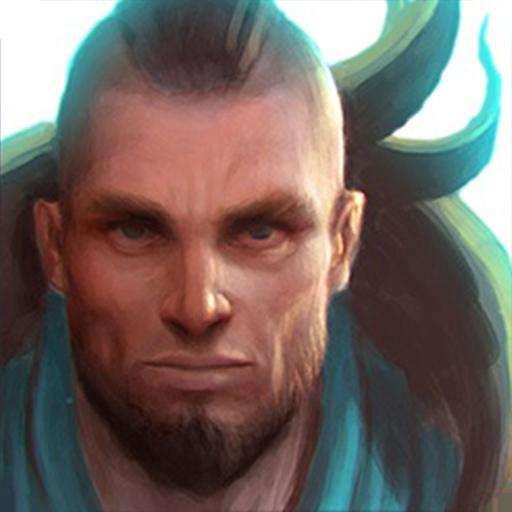 Bladebound: Immortal Hack and Slash Action RPG Icon