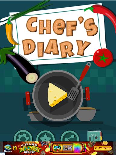 Chef's Diary : Word Game 1.1 screenshots 1