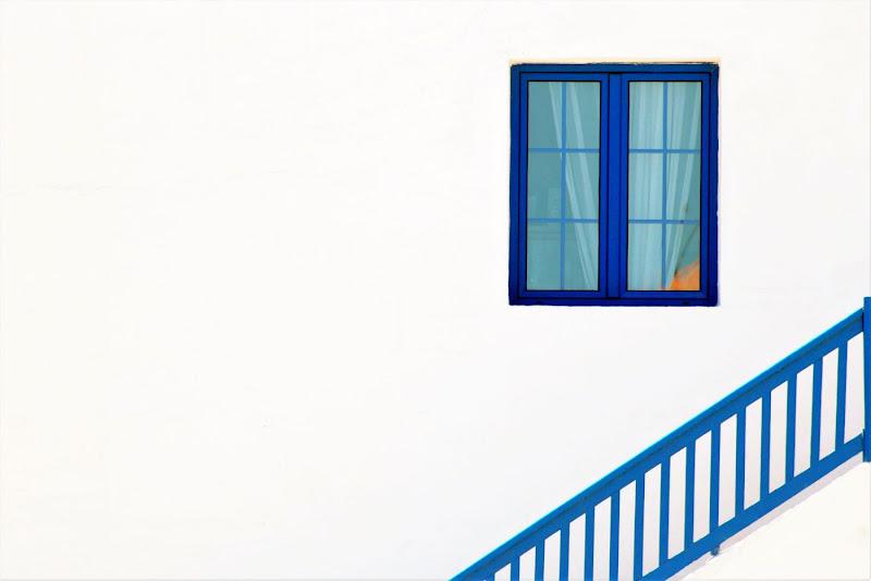 Scala e finestra di paolo-spagg