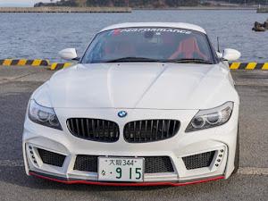 Z4 ロードスター  Z4 sDrive20i M Sport  2012年のカスタム事例画像 masaZ4(Team's Lowgun)さんの2019年01月18日14:33の投稿