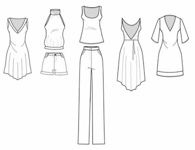 Download Fashion Design Flat Sketch Hd For Pc Windows And Mac Apk 1 0 Free Lifestyle Apps For Android