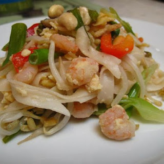 Prawn and Cashew Nut Stir-Fry