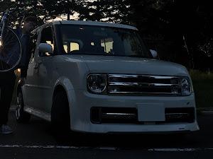 キューブ BZ11 H17 DBA-BZ11 Riderのカスタム事例画像 でぐ @ちーむまつおさんの2018年06月09日21:01の投稿