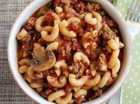 One Pot Goulash - A Meal The Whole Family Will Enjoy!