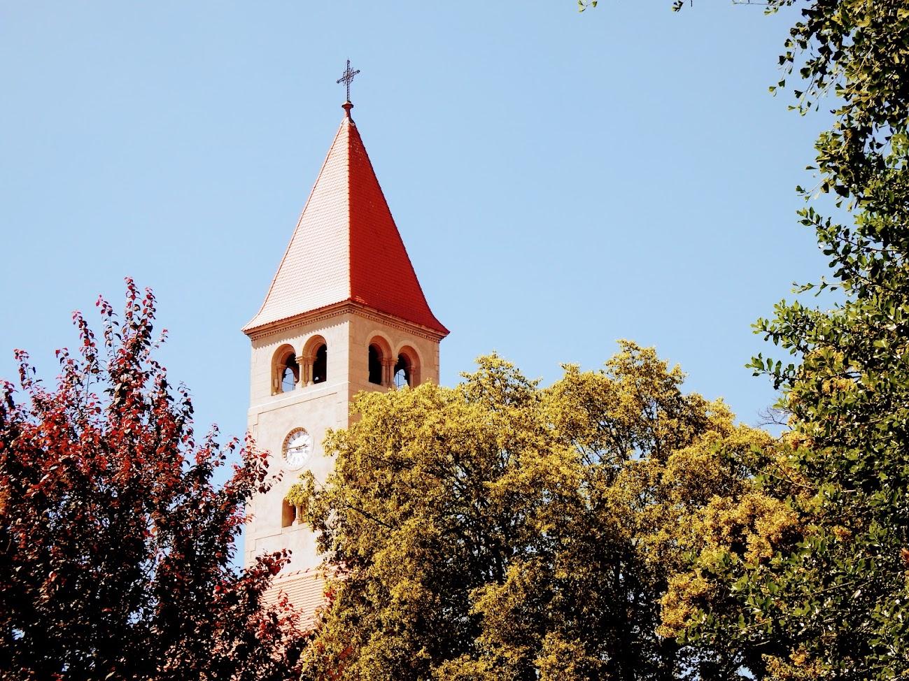 Kőszeg - evangélikus harangtorony