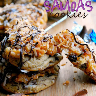 Samoas Cookies Recipe