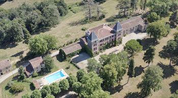 château à Salles-sur-l'Hers (11)