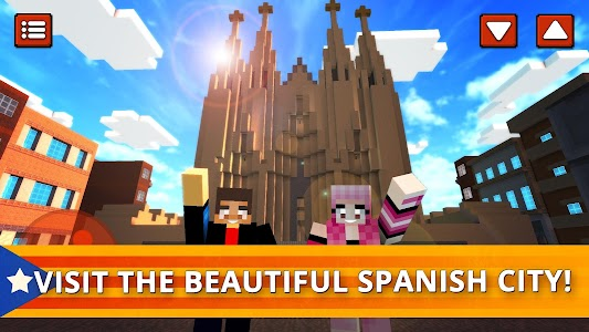 Barcelona Craft: City Building & Crafting Games 3D 1.2