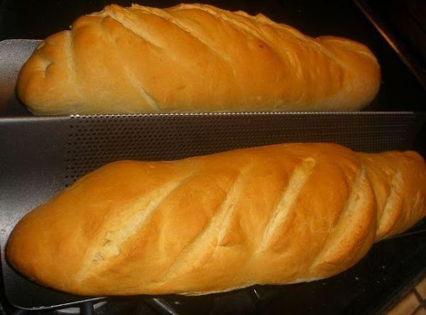 Homemade French Bread Recipe