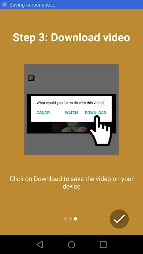 Foto do Video Downloader for Facebook