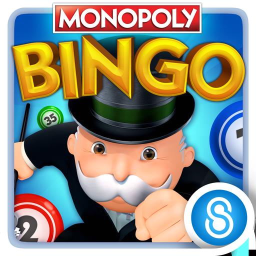 monopoly bingo apps on