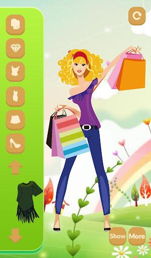 Shopping Fest - Dress Up Games
