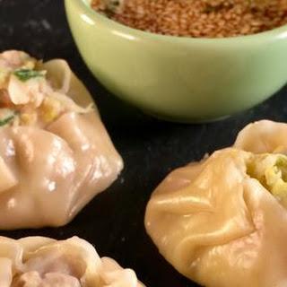 Pork and Shrimp Dumplings Recipe