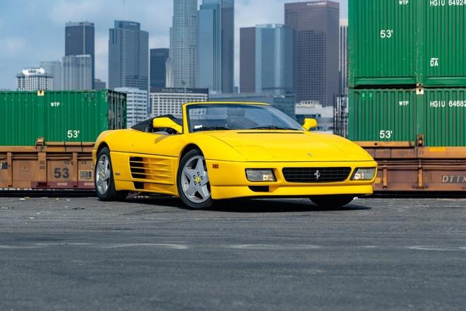 Ferrari 348 Spider: Modern Classic Hire CA 90013