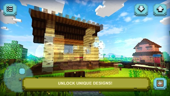 Builder craft house building exploration android apps for Build your dream home online game