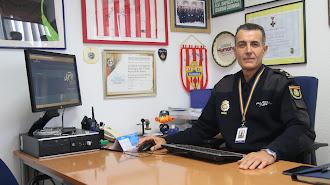 Manuel Fernández, inspector de la Policía Nacional
