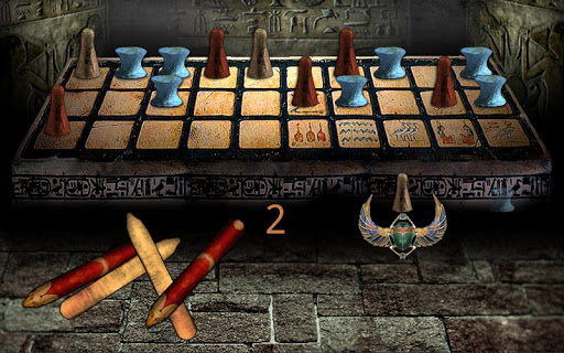 Egyptian Senet (Ancient Egypt Game) android2mod screenshots 3