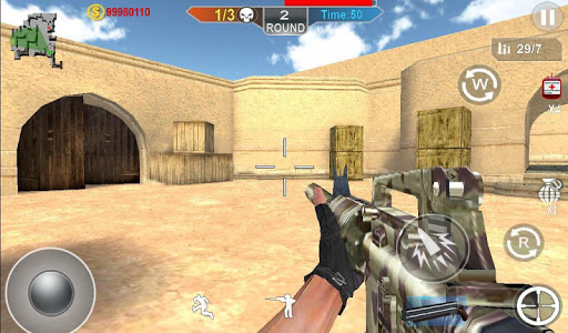 Gun Strike-Elite Killer 1.1.4 Screenshots 8
