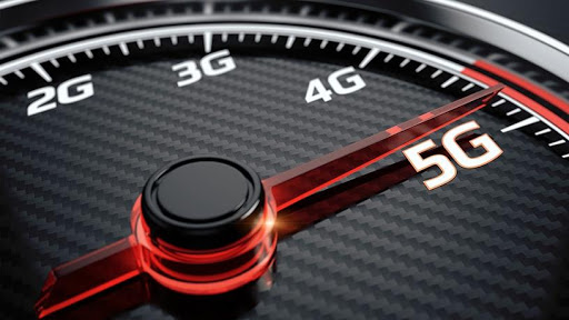 The race is heating up to be first in 5G.