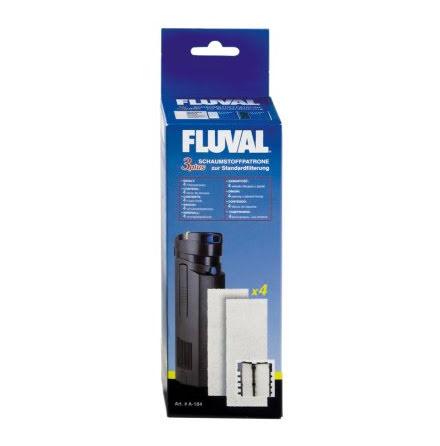 Filtermatta Fluval 3 Plus 4st A184