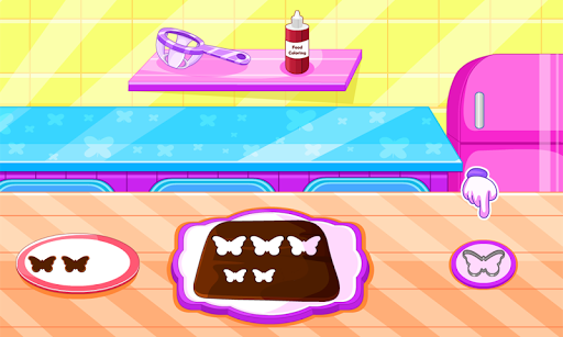 Butterfly muffins cooking game 1.0.1 screenshots 6