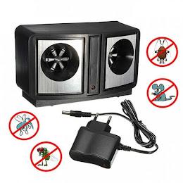 Aparat cu 2 difuzoare 160 dB impotriva daunatorilor si insectelor