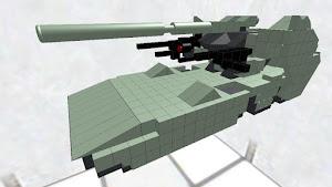 YMT-05試作モビルタンクヒルドルブ(変形)