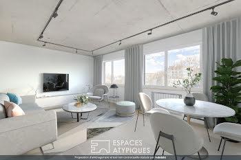 appartement à Lyon 7ème (69)