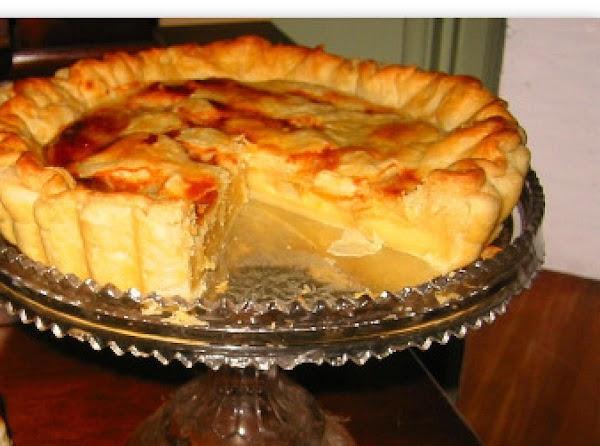 Shaker Lemon Pie Recipe